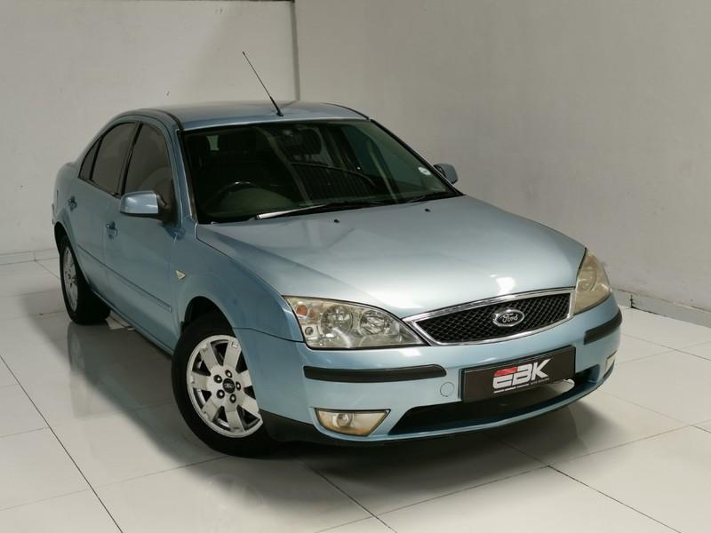 2004 Ford Mondeo 2.0i Trend  Gauteng Johannesburg_0