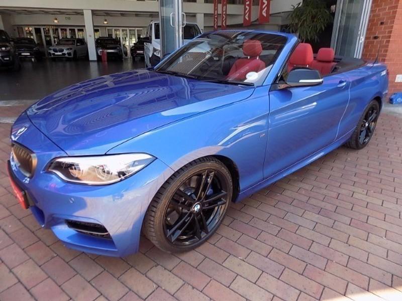 2019 BMW 2 Series M240 Convertible Auto Gauteng Sandton_0
