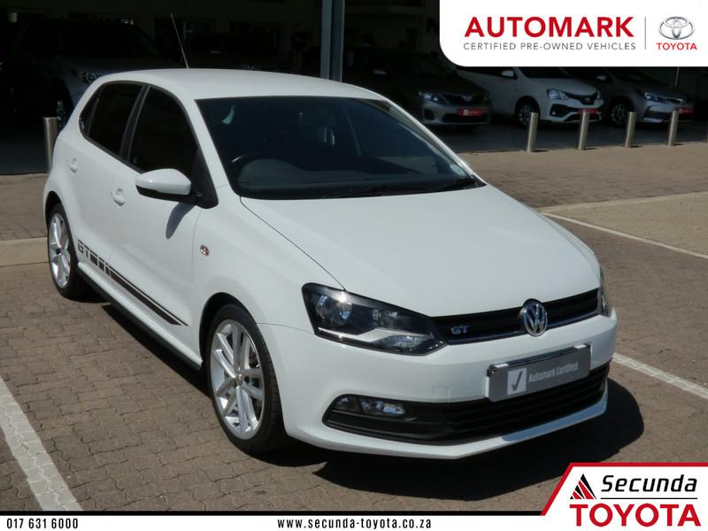 2018 Volkswagen Polo Vivo 1.0 TSI GT 5-Door Mpumalanga Secunda_0
