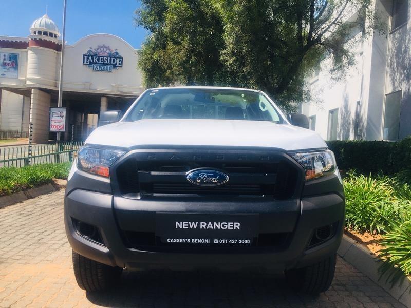 2020 Ford Ranger 2.2TDCi PU SUPCAB Gauteng Johannesburg_0