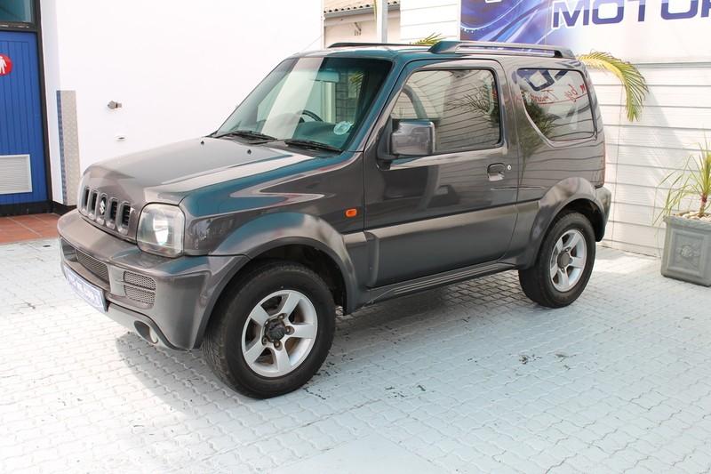 2010 Suzuki Jimny 1.3  Western Cape Cape Town_0