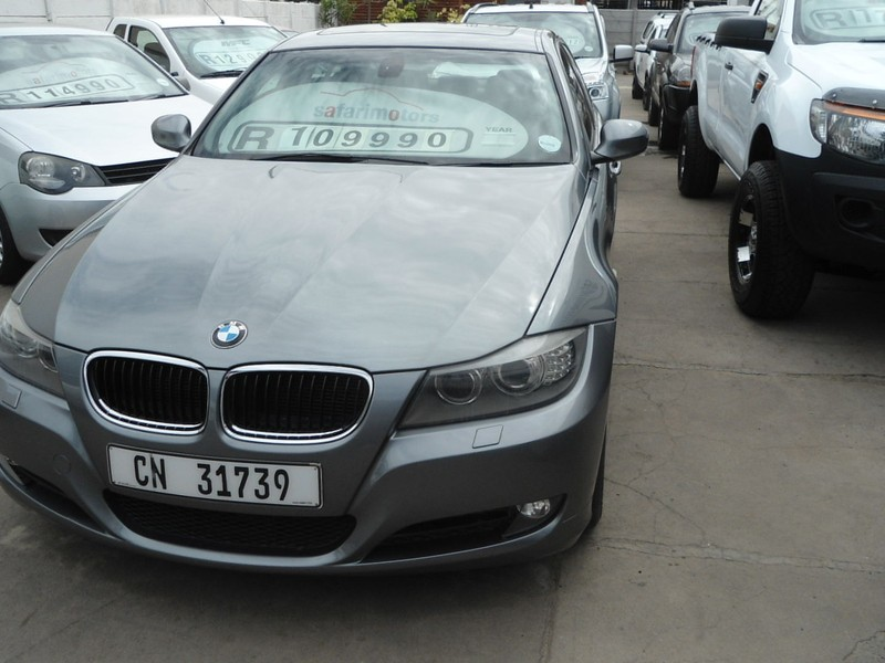 2011 BMW 3 Series 320i e90  Western Cape Bellville_0