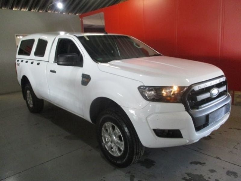 2018 Ford Ranger 2.2TDCi XL 4X4 Single Cab Bakkie Gauteng Benoni_0