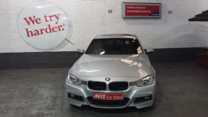 2018 BMW 3 Series 318i M Sport Auto Western Cape Bellville_0