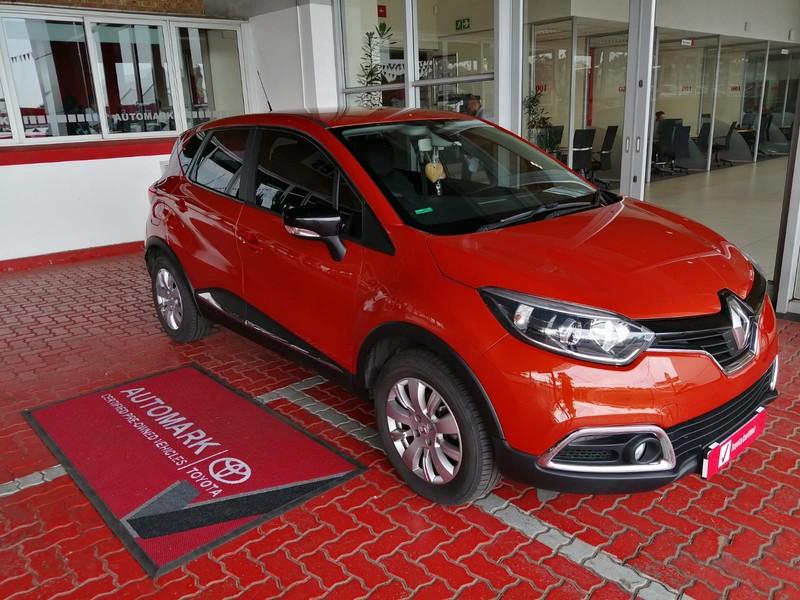 2016 Renault Captur 900T expression 5-Door 66KW Gauteng Centurion_0