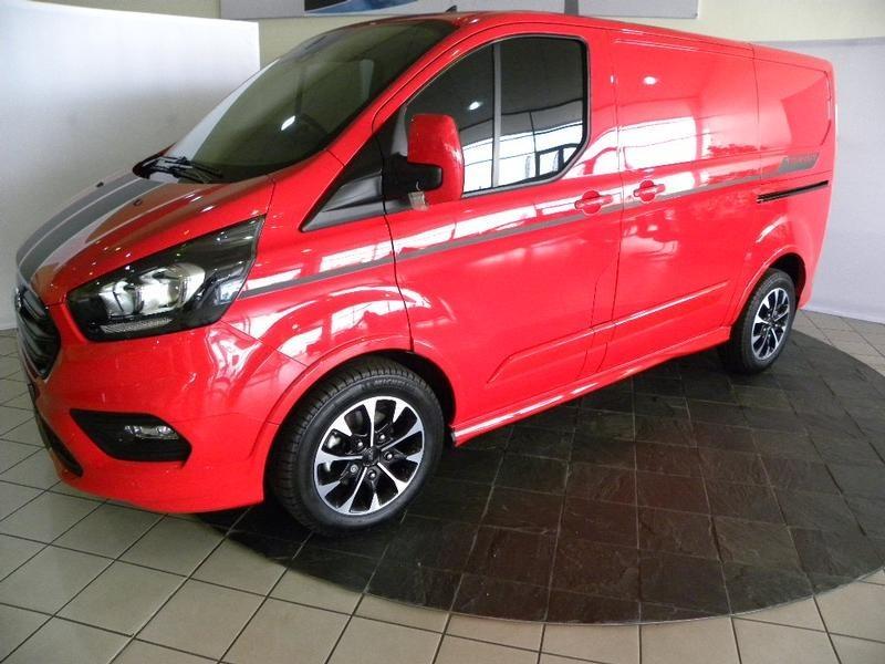 2020 Ford Transit Custom 2.2TDCi Sport 114KW FC PV Gauteng Springs_0