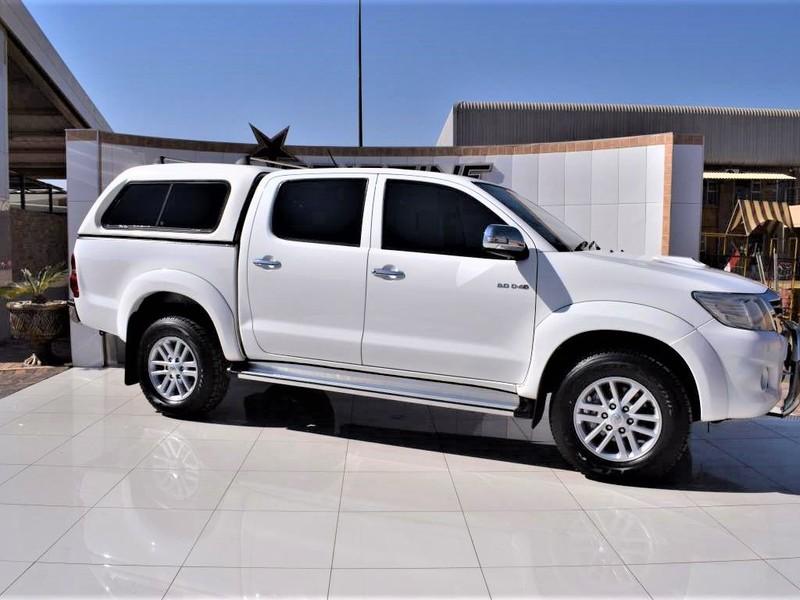 2011 Toyota Hilux 3.0 D-4d Raider Rb Pu Dc  Gauteng De Deur_0