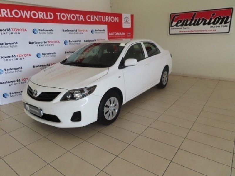 2020 Toyota Corolla Quest 1.6 Auto Gauteng Centurion_0