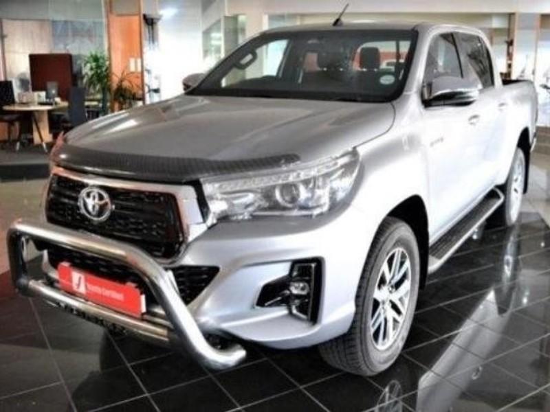 2019 Toyota Hilux 2.8 GD-6 Raider 4X4 Auto Double Cab Bakkie Western Cape Tygervalley_0