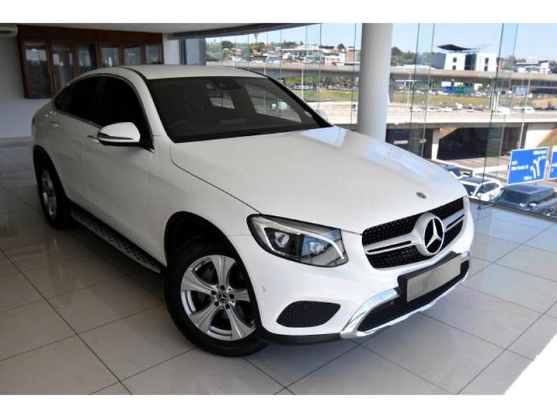 2017 Mercedes-Benz GLC COUPE 250d Gauteng Centurion_0