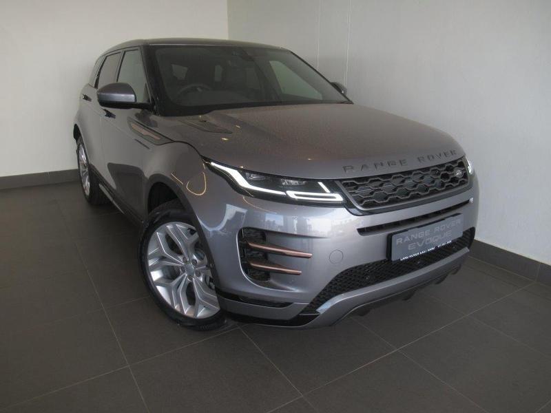 2020 Land Rover Evoque 2.0D S 132KW D180 Gauteng Johannesburg_0