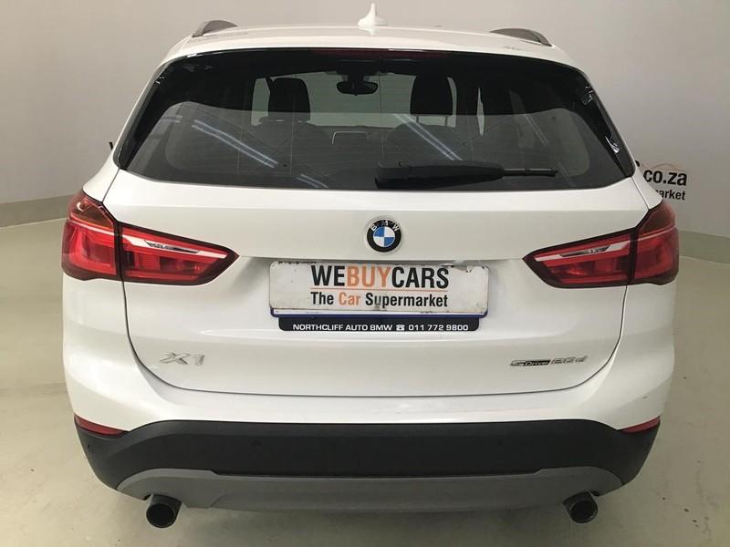 2019 BMW X1 sDRIVE20d Gauteng Centurion_0