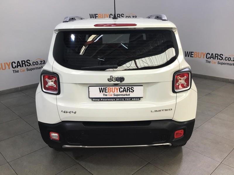 2017 Jeep Renegade 1.4 TJET LTD AWD Auto Gauteng Johannesburg_0