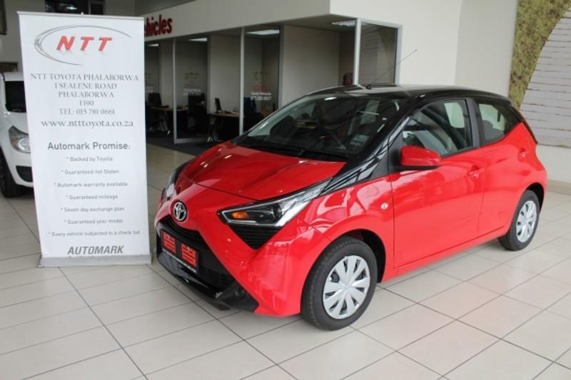 2020 Toyota Aygo 1.0 X-Play 5-Door Limpopo Phalaborwa_0