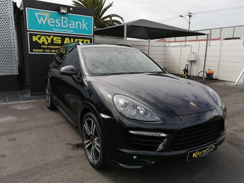 2014 Porsche Cayenne Gts Tiptronic  Western Cape Athlone_0