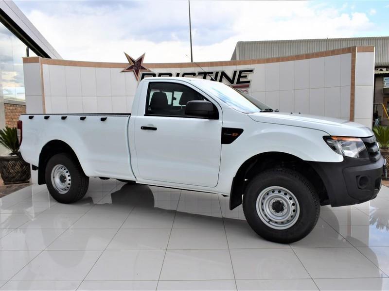 2013 Ford Ranger 2.2tdci Xl Pu Sc  Gauteng De Deur_0