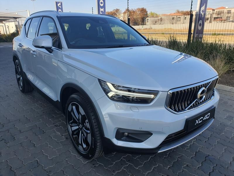 2020 Volvo XC40 T5 Inscription AWD Geartronic Gauteng Johannesburg_0
