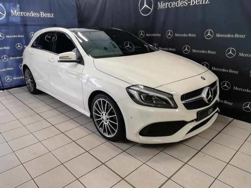 2017 Mercedes-Benz A-Class A 220d AMG Auto Western Cape Claremont_0