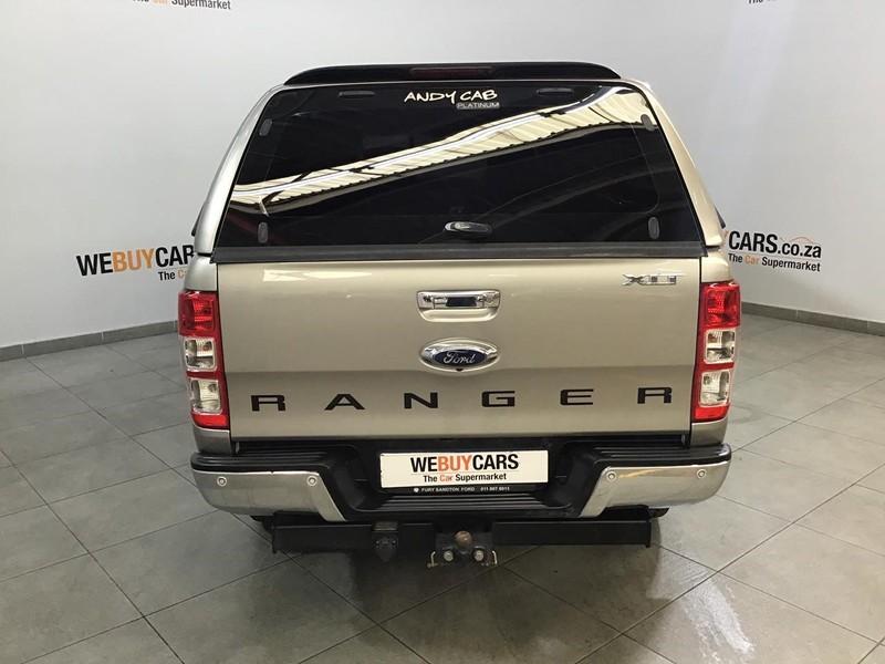 2015 Ford Ranger 3.2tdci Xlt 4x4 Pu Dc  Gauteng Johannesburg_0