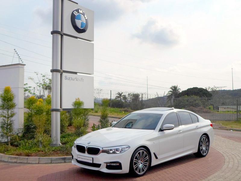 2018 BMW 5 Series 530d M Sport Auto Kwazulu Natal Durban_0