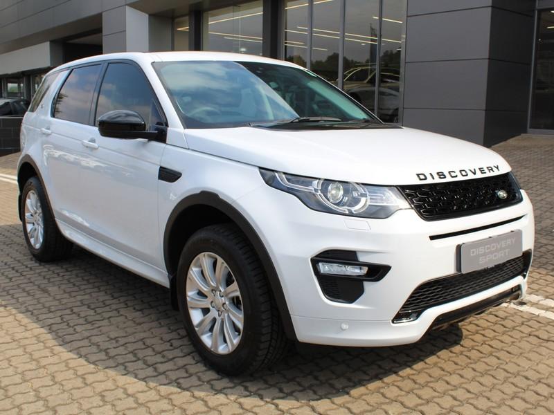 2020 Land Rover Discovery Sport Sport 2.0D HSE 177KW Kwazulu Natal Pietermaritzburg_0