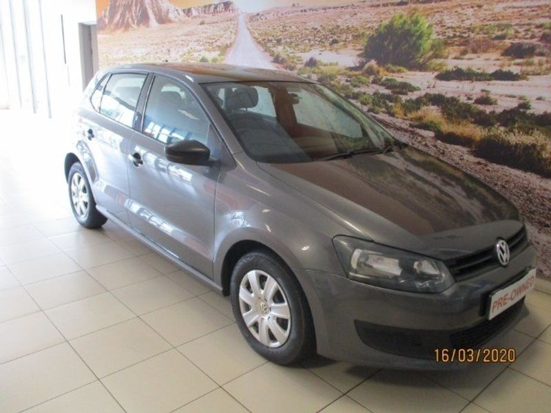 2011 Volkswagen Polo 1.4 Trendline 5dr  Gauteng Magalieskruin_0