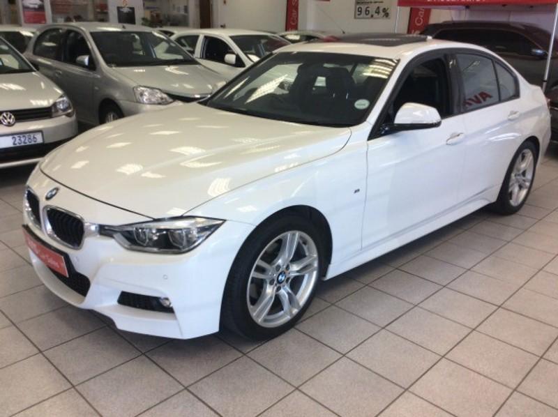 2018 BMW 3 Series 318i M Sport Auto Eastern Cape East London_0