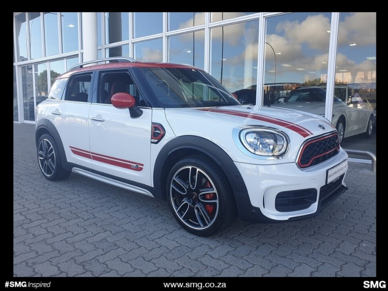 2018 MINI Cooper JCW Countryman ALL4 Auto Western Cape Tygervalley_0