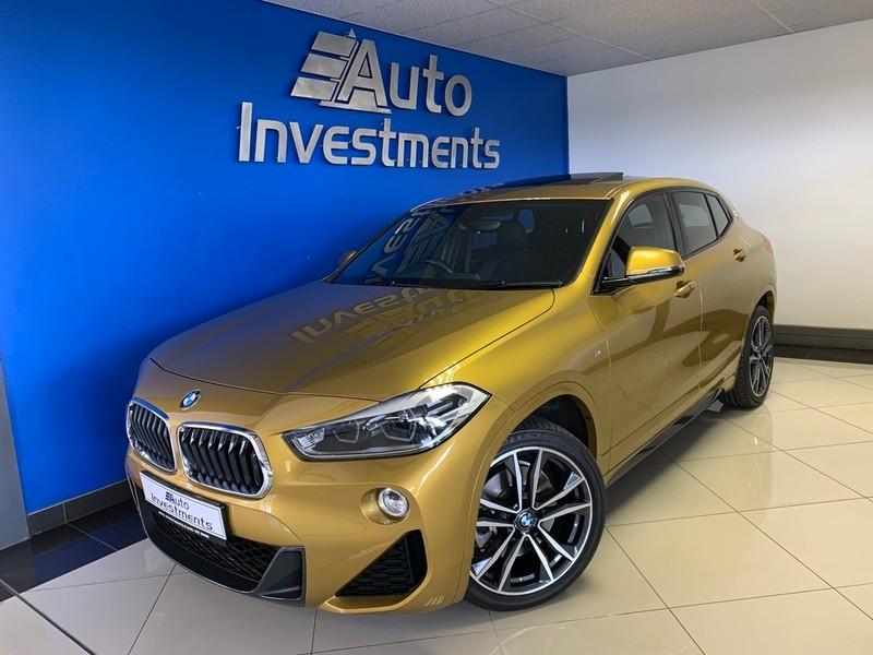 2018 BMW X2 xDRIVE20d M Sport Auto F39 Gauteng Vanderbijlpark_0