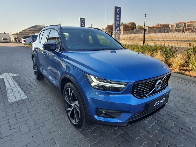 2020 Volvo XC40 T5 R-Design AWD Gauteng Johannesburg_0