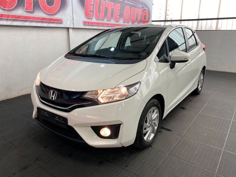 2018 Honda Jazz 1.5 Elegance Gauteng Vereeniging_0