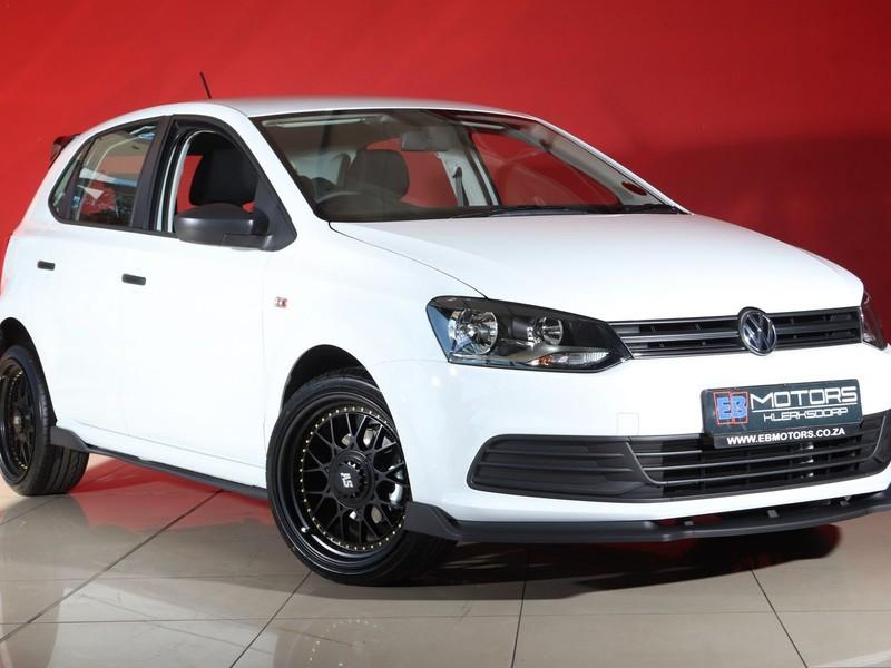 2020 Volkswagen Polo Vivo 1.4 Trendline 5-Door North West Province Klerksdorp_0
