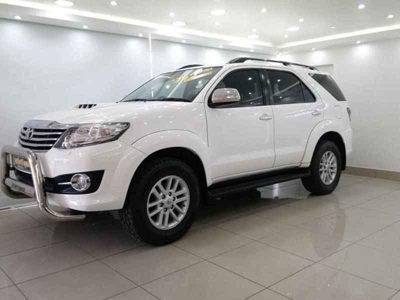 2015 Toyota Fortuner 3.0d-4d Rb At  Kwazulu Natal Durban_0