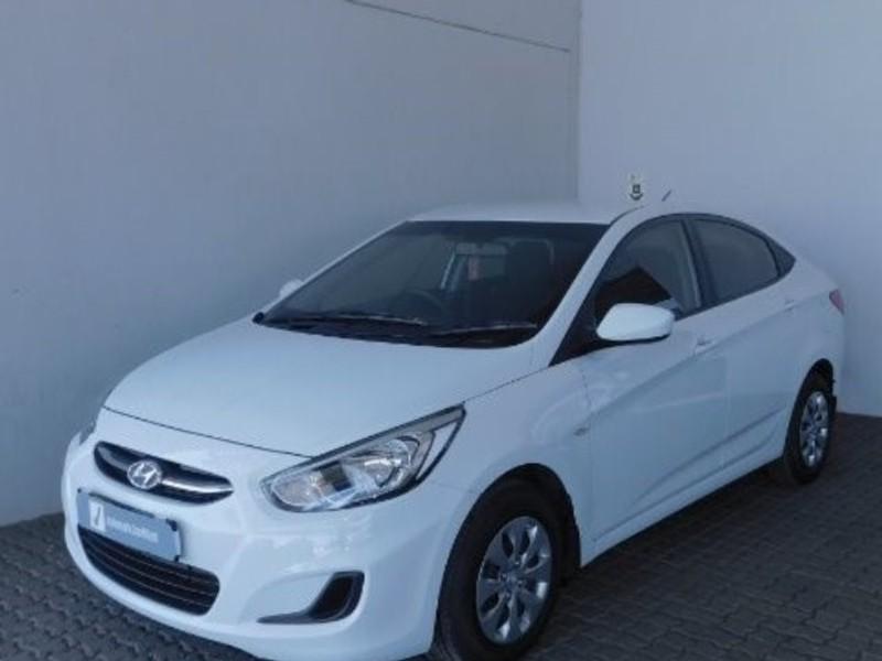 2017 Hyundai Accent 1.6 Gls  Gauteng Soweto_0