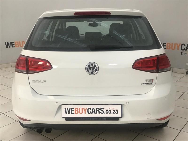 2014 Volkswagen Golf Vii 1.4 Tsi Comfortline Dsg  Gauteng Centurion_0