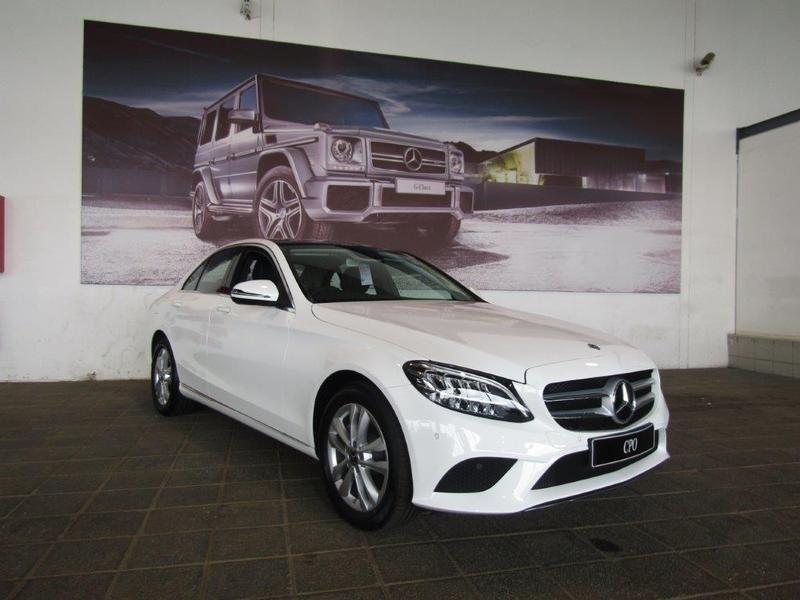 2020 Mercedes-Benz C-Class C200 Auto Gauteng Midrand_0