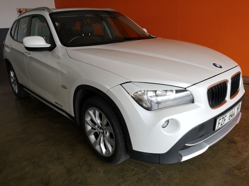 2012 BMW X1 Sdrive20d Xline At  Mpumalanga Secunda_0