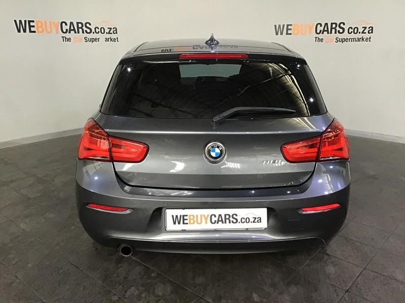 2015 BMW 1 Series 118i 5DR Auto f20 Western Cape Cape Town_0