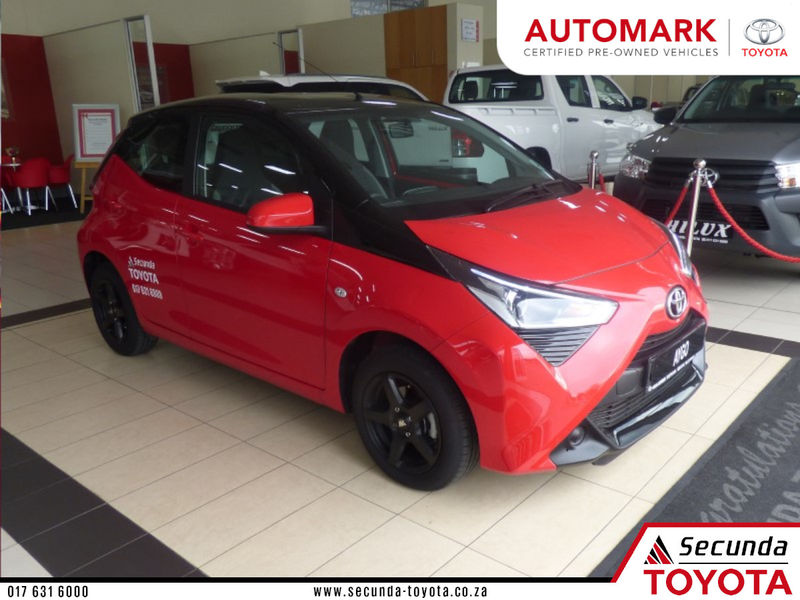 2019 Toyota Aygo 1.0 X-Play 5-Door Mpumalanga Secunda_0