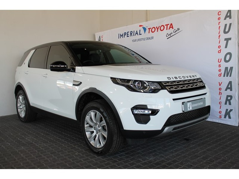 2016 Land Rover Discovery Sport Sport 2.2 SD4 HSE Western Cape Brackenfell_0