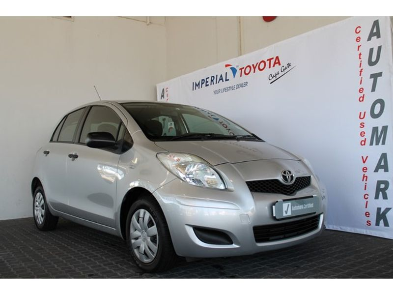 2011 Toyota Yaris Zen3 Acs 5dr  Western Cape Brackenfell_0