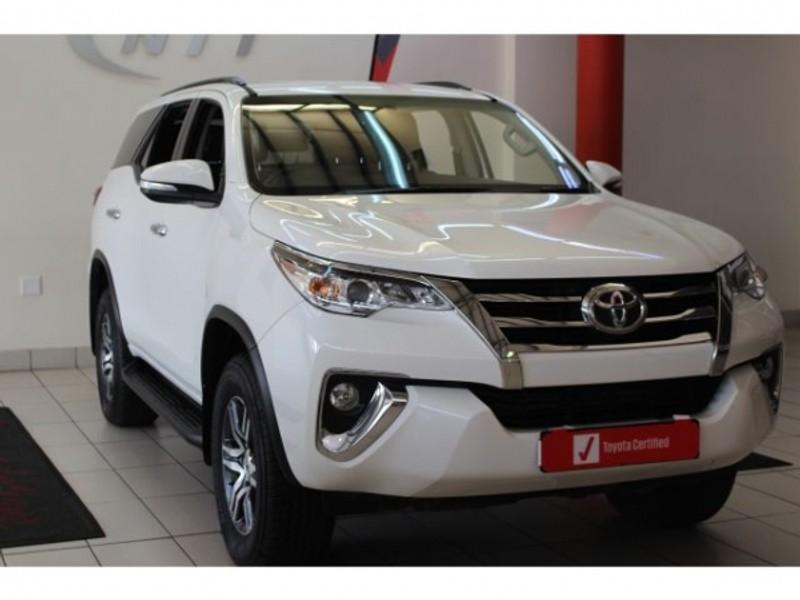 2016 Toyota Fortuner 2.4GD-6 RB Auto Mpumalanga Barberton_0