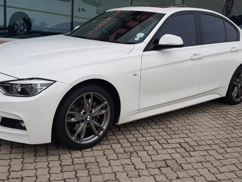 2018 BMW 3 Series 320D M Sport Auto Mpumalanga Nelspruit_0