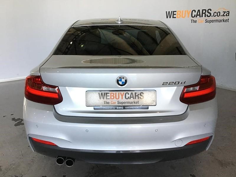 2016 BMW 2 Series 220D M Sport Auto Kwazulu Natal Durban_0