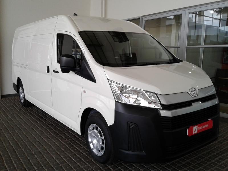 2020 Toyota Quantum 2.8 SLWB FC PV Gauteng Rosettenville_0