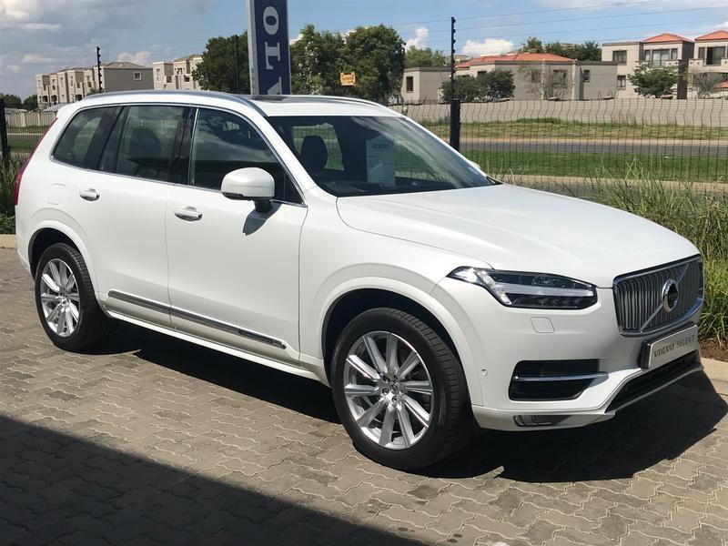 2019 Volvo XC90 T5 Inscription AWD Gauteng Johannesburg_0