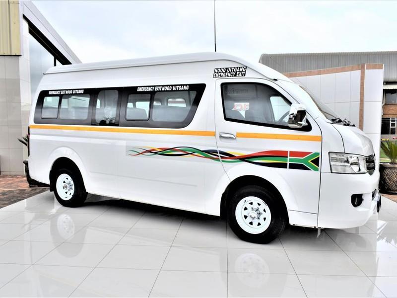 2019 Foton Induna 2.4 16 Seat Gauteng De Deur_0