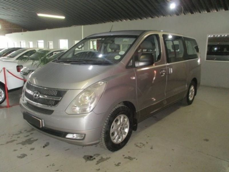 2014 Hyundai H1 Gls 2.4 Cvvt Wagon  Gauteng Benoni_0