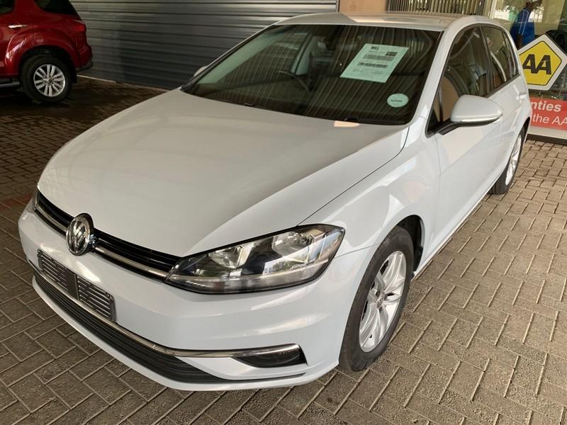 2018 Volkswagen Golf VII 1.0 TSI Comfortline Mpumalanga Secunda_0
