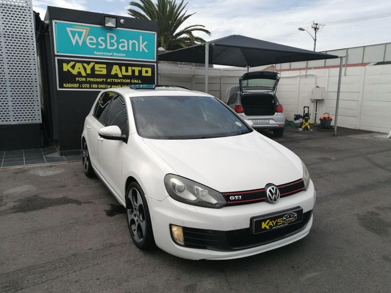 2009 Volkswagen Golf Vi Gti 2.0 Tsi  Western Cape Athlone_0